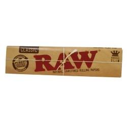 PAPEL RAW SLIM 1X50 *