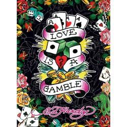 500 HARDY LOVE IS GAMBLE